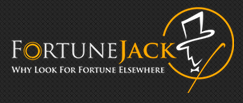 fortunejack poker section